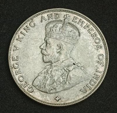 world coins Straits Settlements coin