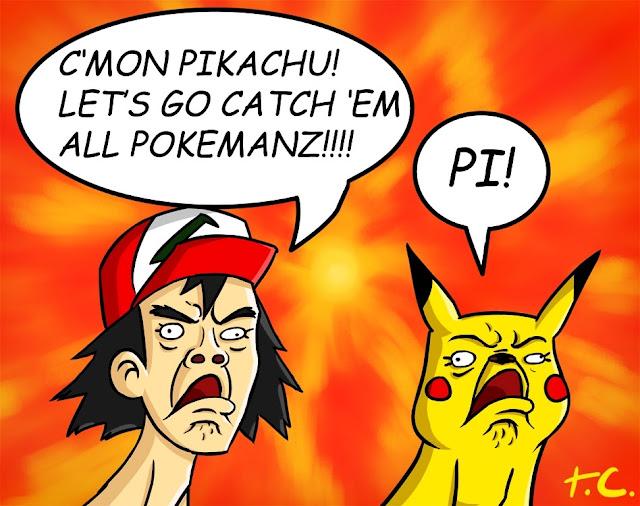 Jom Video Game:Pokemon FireRed & Pokemon LeafGreen