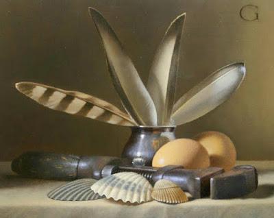 Bodegones Pintura Americana al Oleo