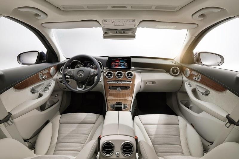 Giá xe Mercedes C200 2015