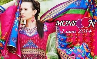 Monsoon Lawn 2014