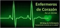Conoce el blog #EnfermerosDeCorazón