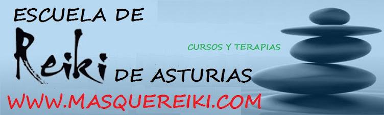 ESCUELA DE REIKI DE ASTURIAS