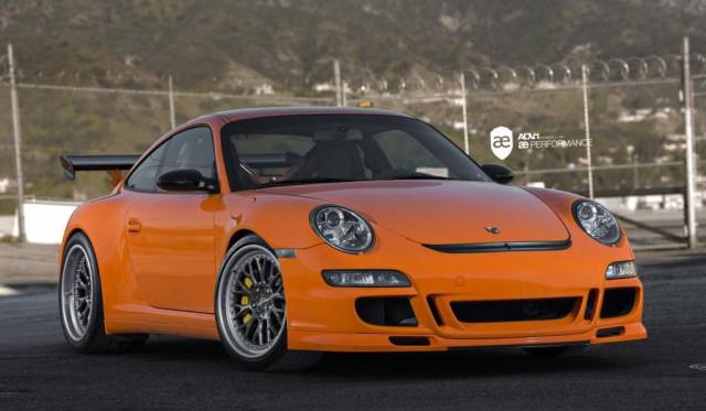 new car spirit cool porsche 911 gt3 rs with adv 1 wheels. Black Bedroom Furniture Sets. Home Design Ideas