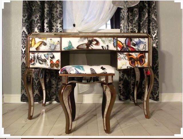 dressing table restoration ideas 2