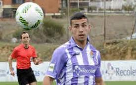 Ilusión por Mayoral en el Real Valladolid