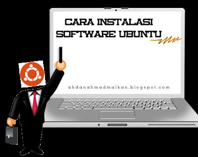 cara instalasi software ubuntu
