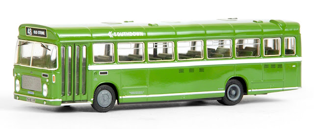 Exclusive First Editions 25212 - Bristol RELL Bus - Southdown N.B.C.