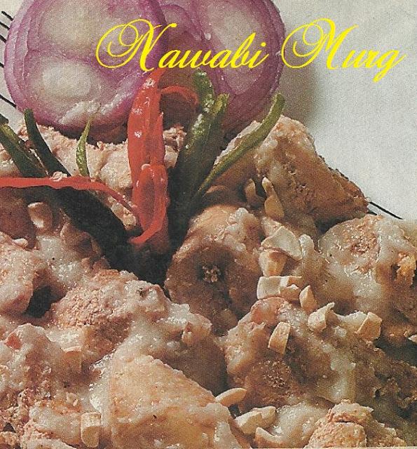 Nawabi Murgh- Bhai Phonta/Bhai Dooj In Nawabi Style