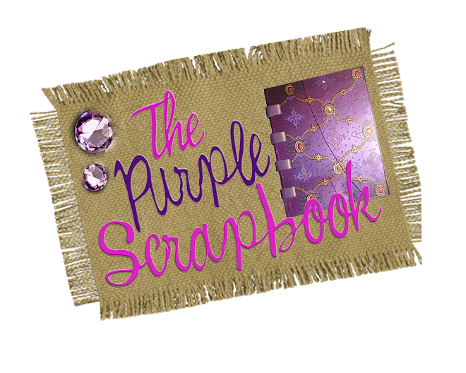 The Purple Scrapbook