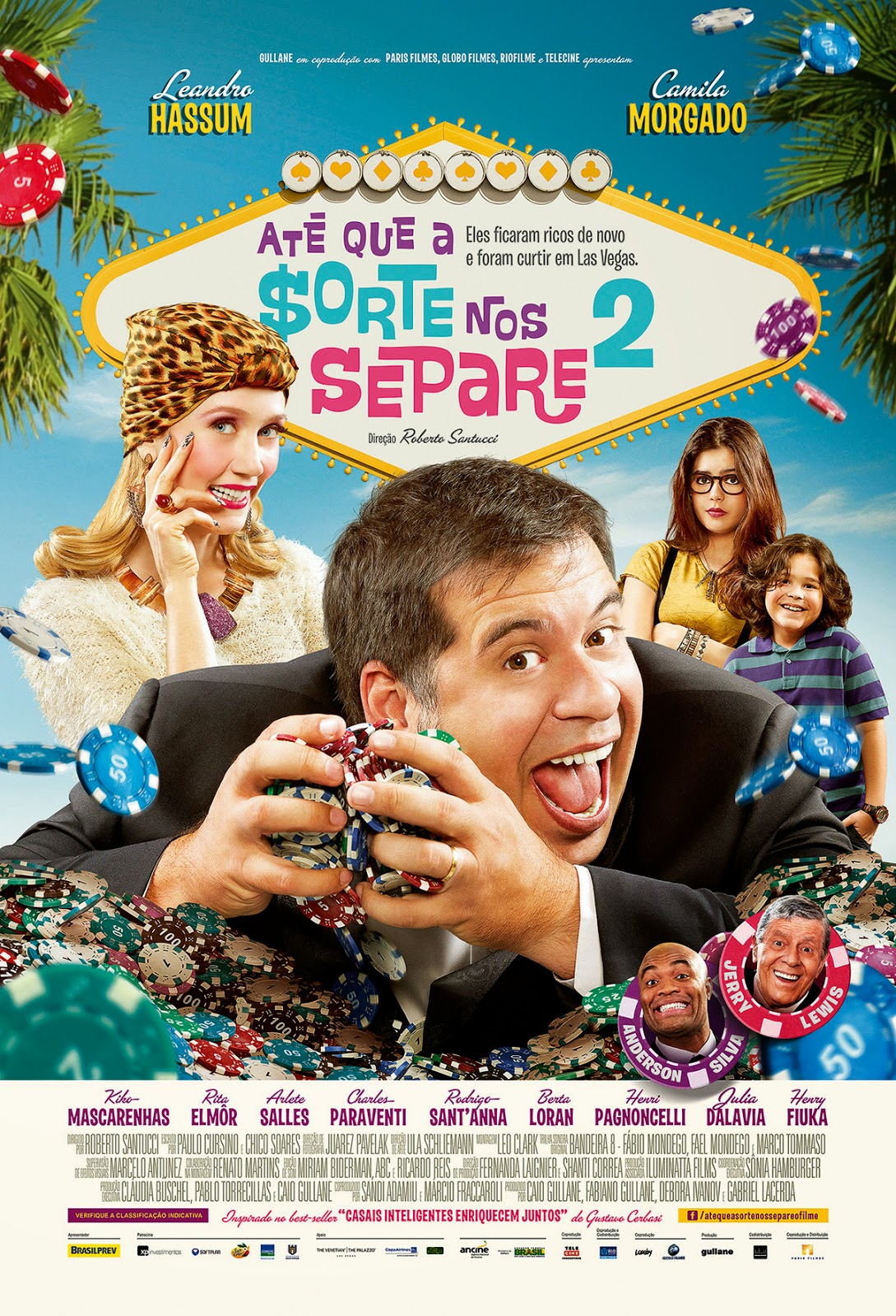 Download - Até que a Sorte Nos Separe 2 – Nacional DVDRip (2014) - Torrent