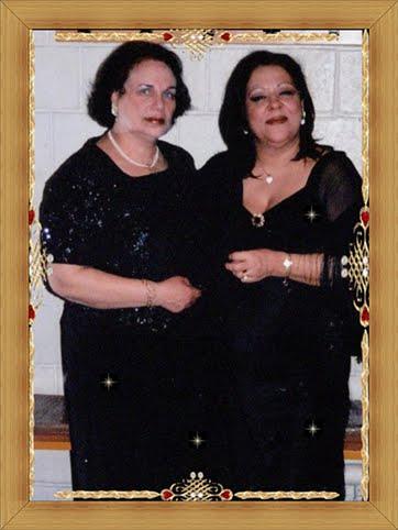 Manuela Cavaco e Susana Lopes