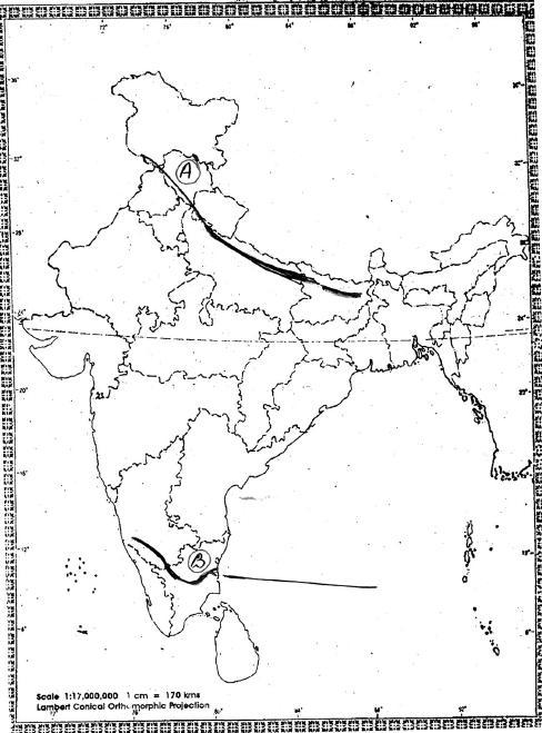 North indian river plain map x--x.top 2018