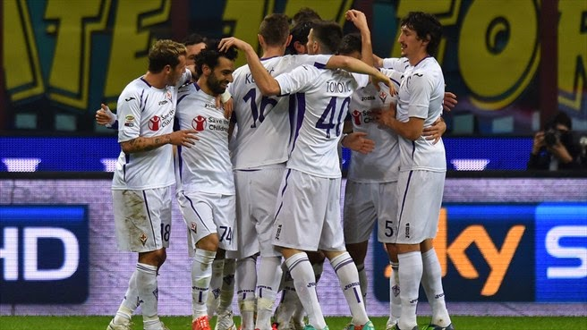 Serie A: Inter-Fiorentina 0-1 video gol highlights