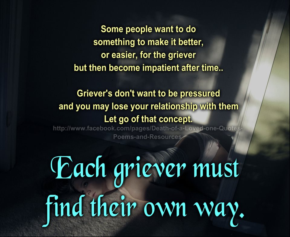 Lost Loved One Quotes Inspirational : death of a loved one of a loved one please