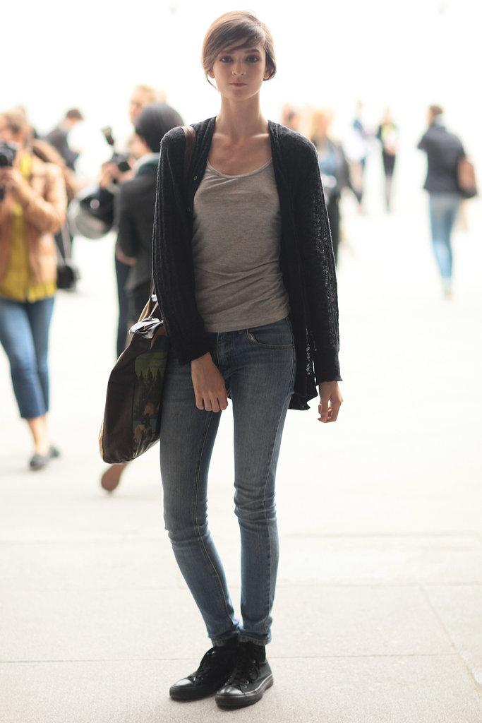 Paris paris street style Fashion week paris 2013 street style