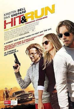 Tử Thần Réo Gọi - Hit And Run (2012) Poster