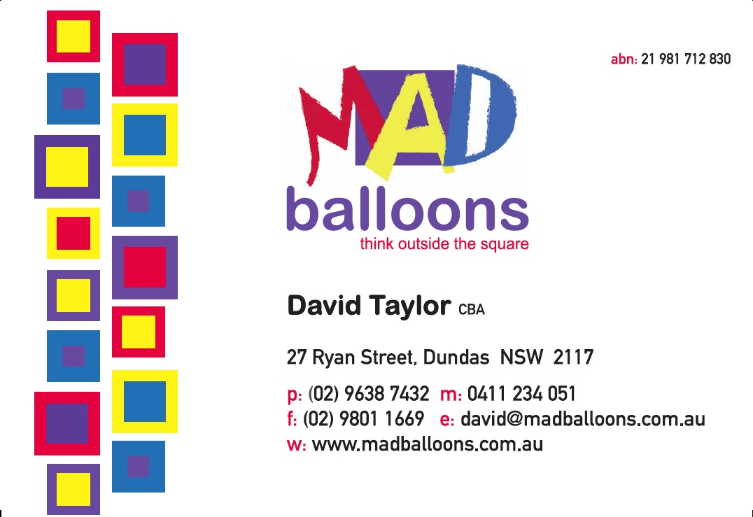 The very best balloon blog benefits of business cards as a sure that you have a decent quality thick cardstock for your card it is more expensive but again it adds to the professional image of your business colourmoves Gallery