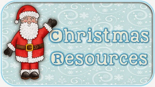 Christmas resources, craft and a freebie