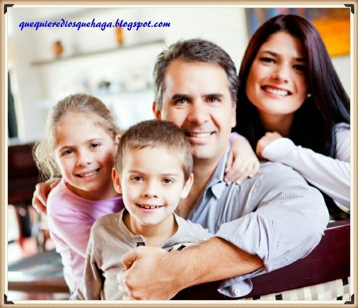 Como quiere Dios que llevemos nuestra familia