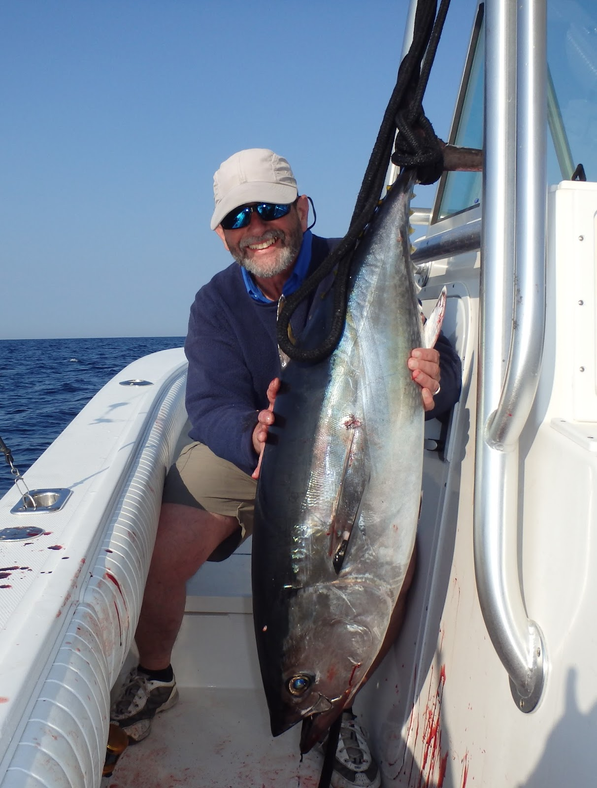 how to catch bluefin tuna