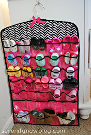 Storage Tips & Ideas for American Girl Doll Accessories, from Serenity Now