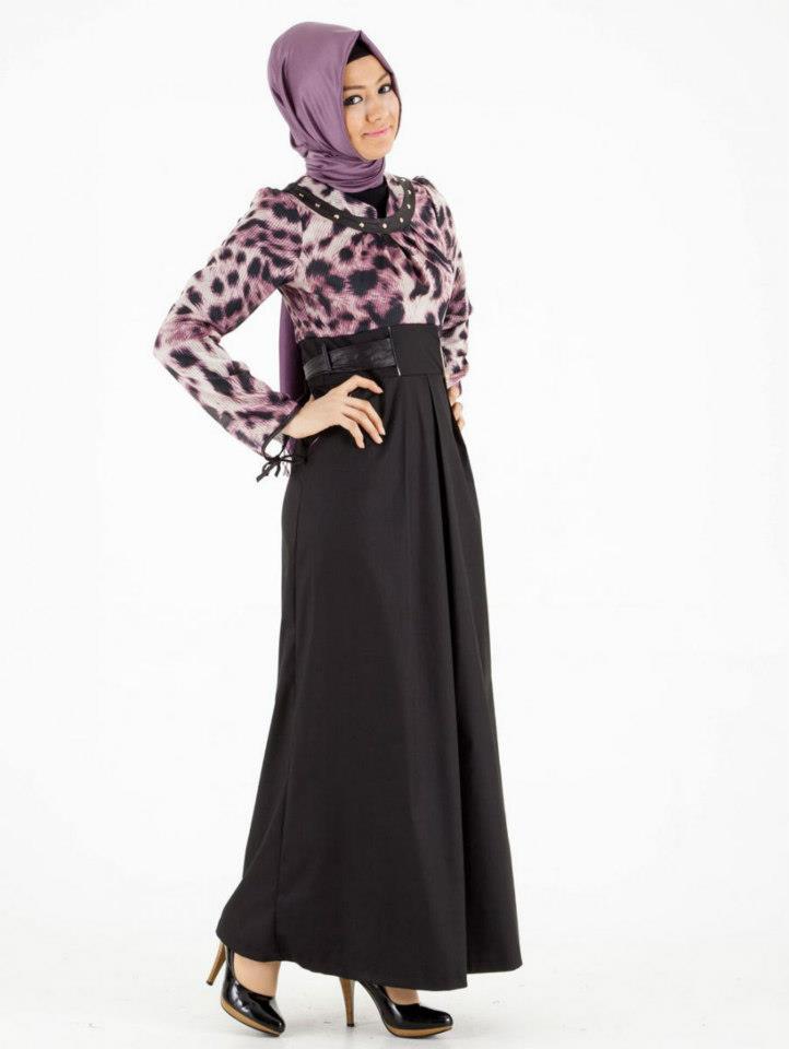 Hijab mode - hijab et voile 2013, vêtement islamique de 2013