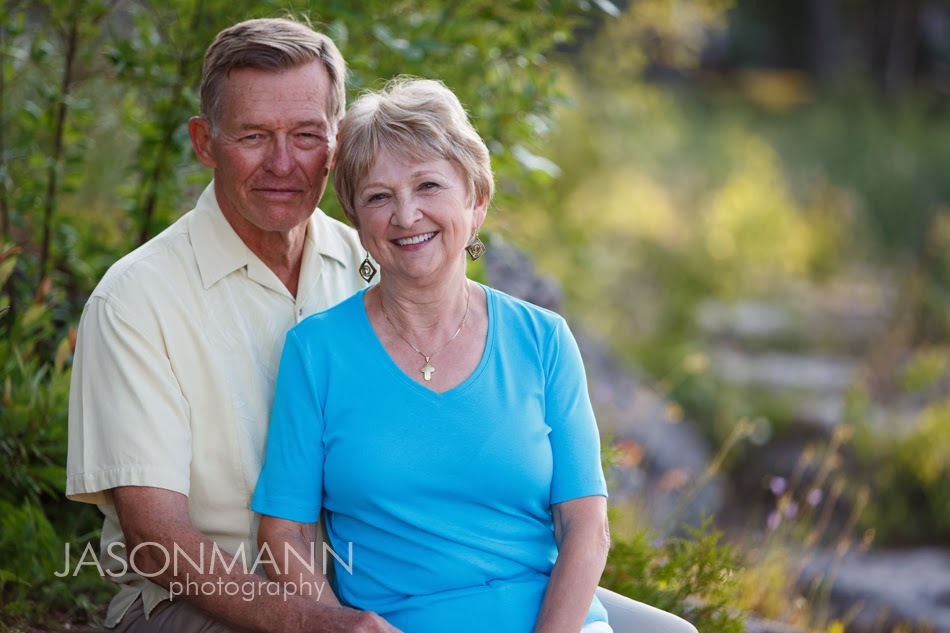 Door County Family Portraits, Grandparents Portrait