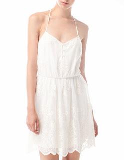 askılı beyaz elbise kısa elbise, Stradivarius, elbise, elbise modelleri, kısa elbise, dantelli elbise, abiye, siyah elbise, şık elbise