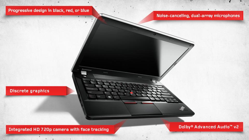 Lenovo ThinkPad Edge Laptop