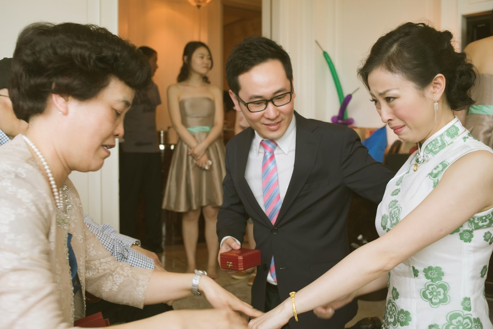 wedding photography singapore tea ceremony