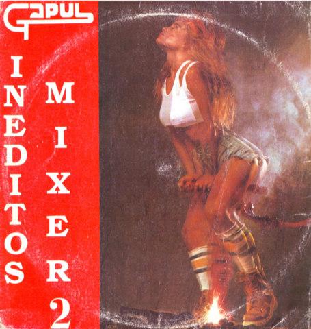 Gapul Discografia - Lo Mejor De Gapul (Version CD)