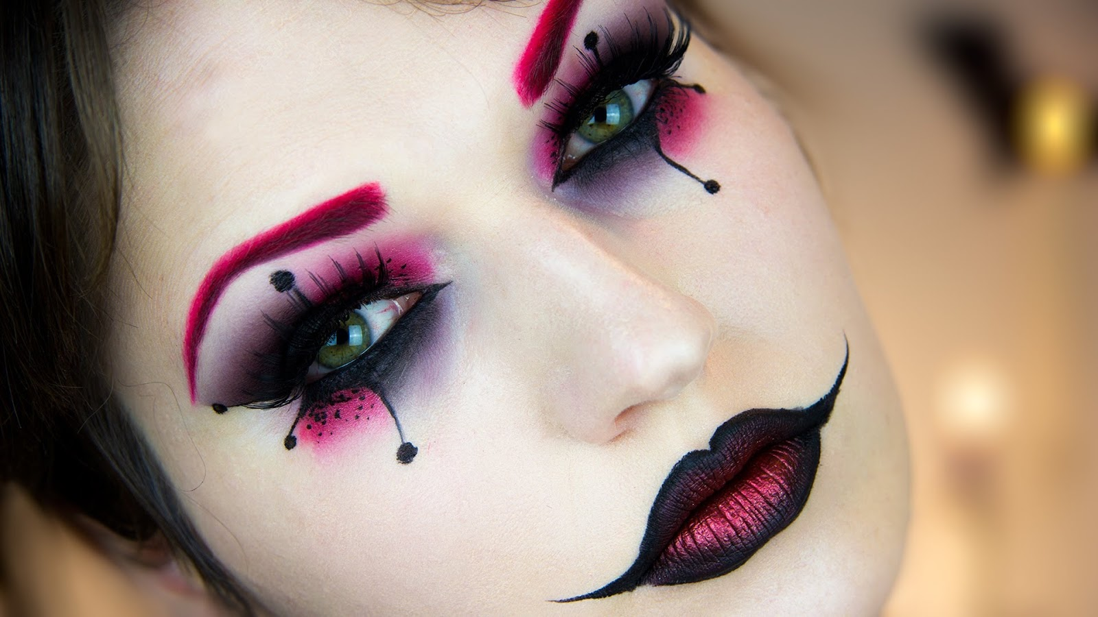 Muito Chiquereza: Maquiagem para Halloween - As melhores pra você arrasar! YO59