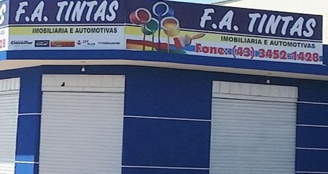 F.A TINTAS