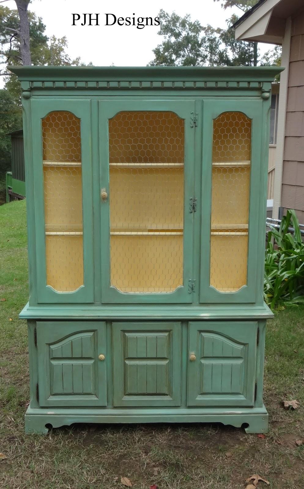 Pjh designs hand painted antique furniture free graphic for Free greene and greene furniture plans