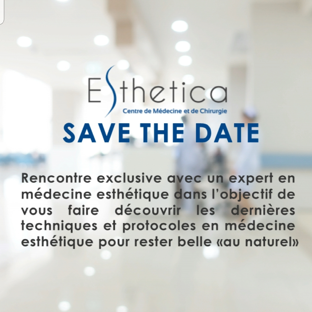 SAVE THE DATE - 11 Octobre 2018 - à partir de 16h00