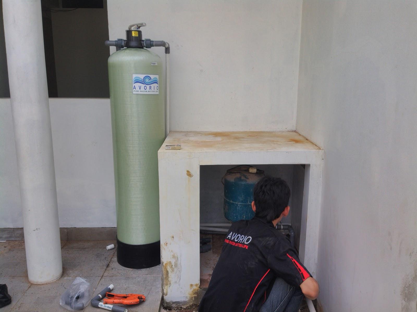 Filter Penjernih Air Depok, Tangerang, Bekasi, Bogor, Depok, Jakarta, Bandung. Air tanah sumur bor halal, garansi