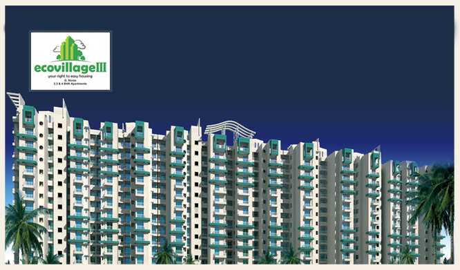 Supertech Eco Village 3 Greater Noida