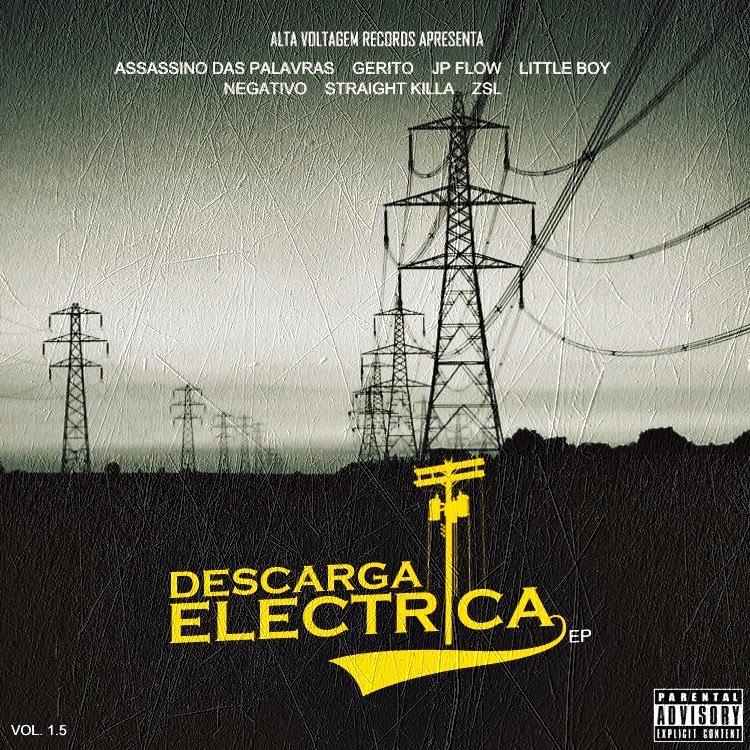 Alta Voltagem - Descarga Eléctrica Vol. 1.5  (EP)