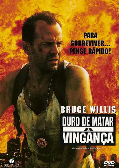 Filme Duro de Matar 3 A Vingança Dublado AVI DVDRip