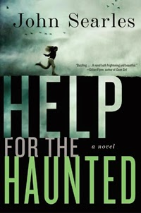 Portada original de Help for the Haunted de John Searles