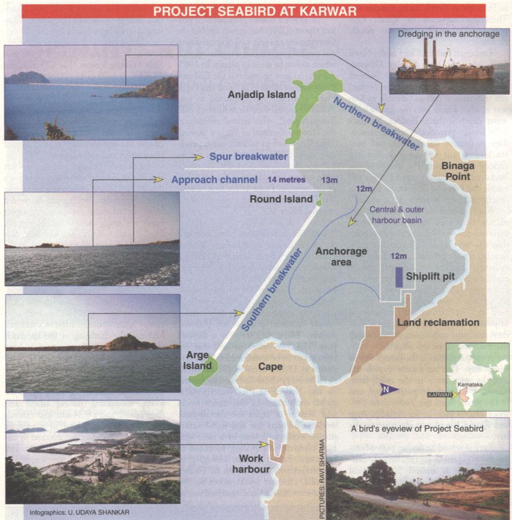 Karwar India  city photo : ... Satyamev Jayate: Indian Navy Karwar Naval Base Progress Update