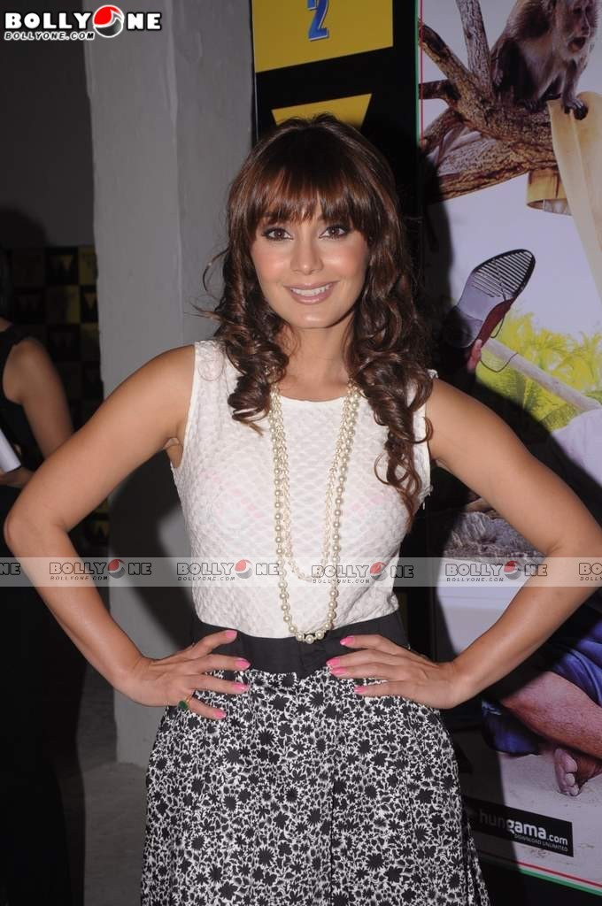 Minissha Lamba promotes Bheja Fry 2