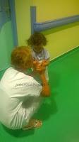 infirmière auxi-puer auxiliaire puéricultrice pédiatrie enfant hospitalis
