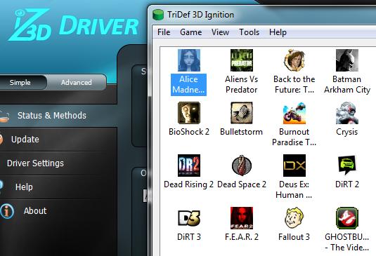 бесплатно скачать программу Tridef 3d - фото 5