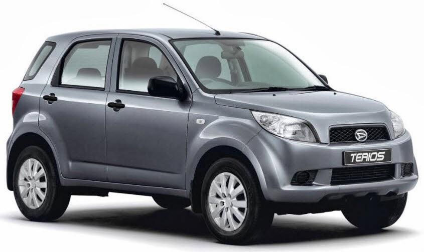 Modifikasi Mobil Daihatsu Terios dan Modifikasi Mobil Toyota Rush