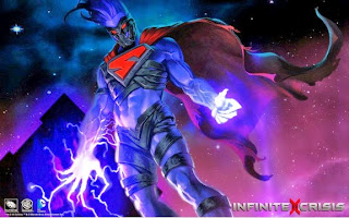 Nightmare Superman from Infinite Crisis