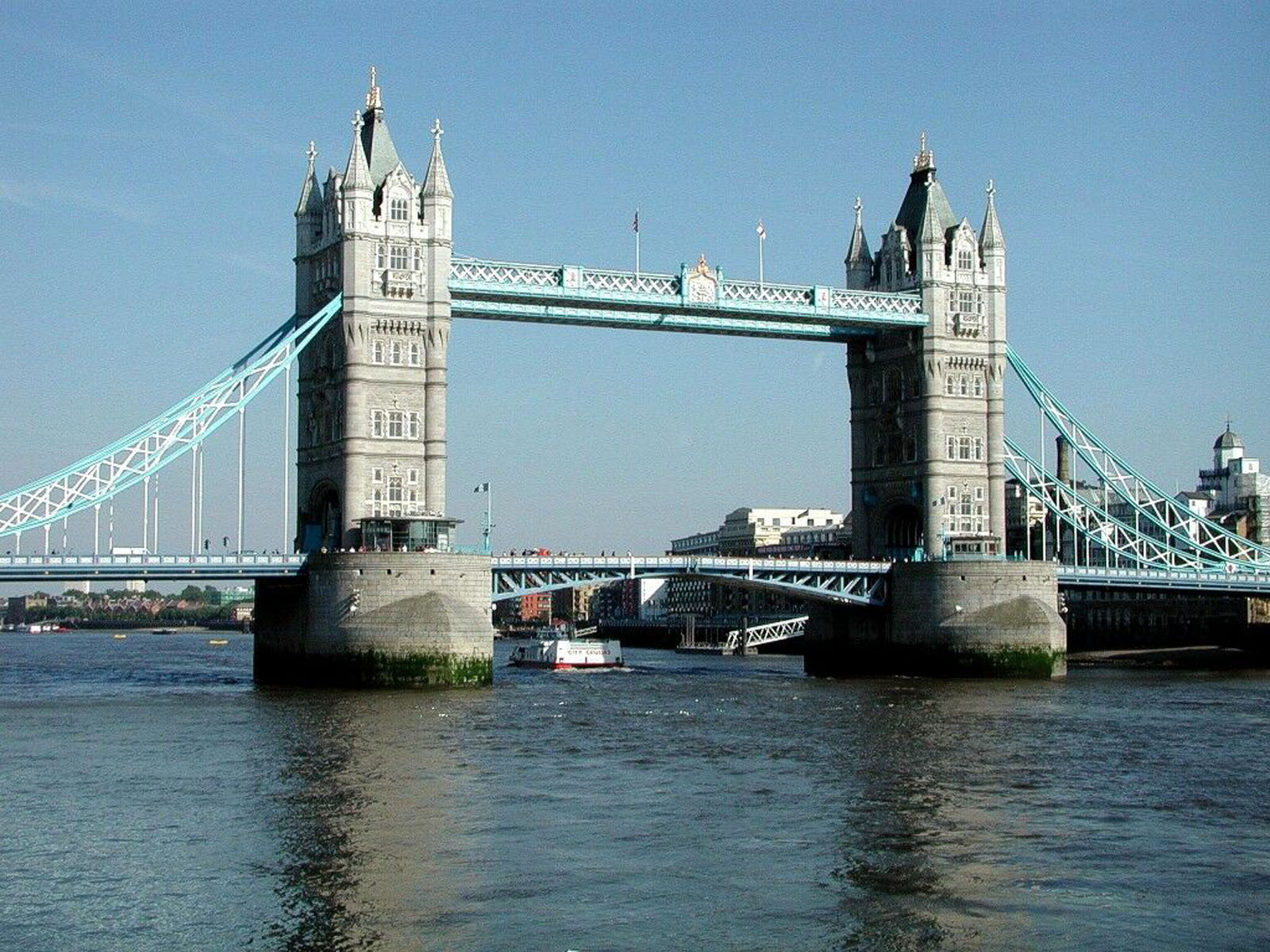 Wallpapers tower bridge london wallpapers for Building londre