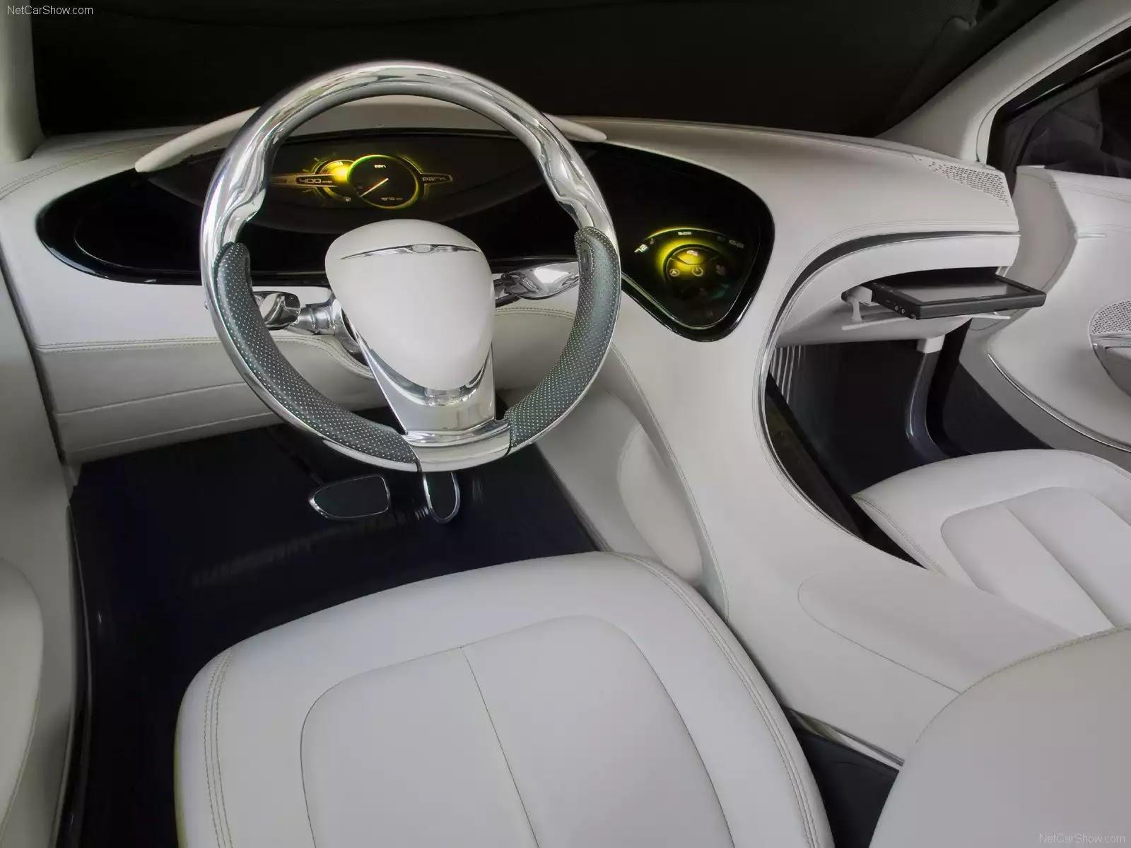 Hình ảnh xe ô tô Chrysler 200C EV Concept 2009 & nội ngoại thất