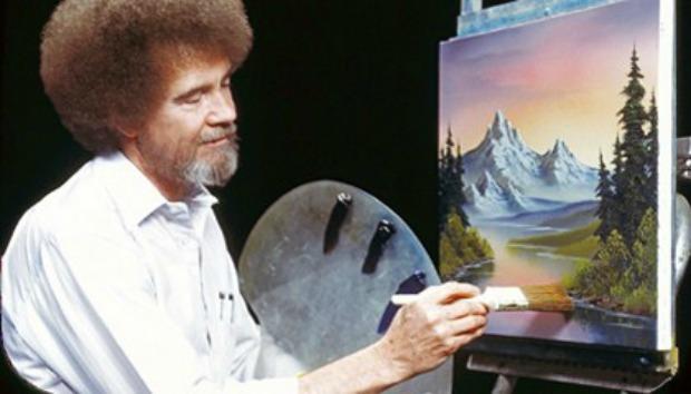 ΑΠΙΣΤΕΥΤΟ:Δείτε τι δουλειά έκανε ο Μπομπ Ρος πριν γίνει ζωγράφος